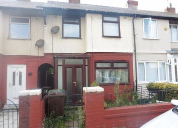 Thumbnail 3 bedroom terraced house for sale in Cookson Road, Seaforth, Liverpool