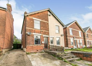 Harwich Road, Colchester CO4. 2 bed semi-detached house for sale
