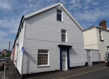 Thumbnail 1 bedroom maisonette for sale in Chute Street, Exeter
