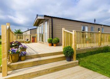 Thumbnail 2 bed mobile/park home for sale in Plot 2, Street Lane, Willitoft, Goole
