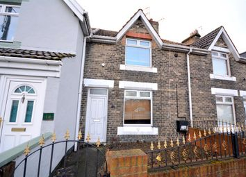 Thumbnail 2 bed terraced house for sale in Tindale Crescent, Bishop Auckland