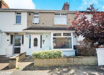 Thumbnail 3 bedroom terraced house for sale in Wembley Street, Swindon