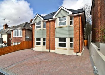 Thumbnail 3 bed semi-detached house for sale in Portland Road, Winton, Bournemouth