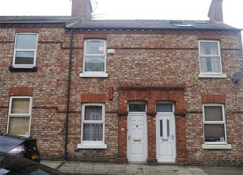 Thumbnail 3 bed terraced house for sale in Cycle Street, Hull Road, York