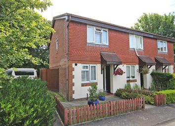 Thumbnail 2 bed end terrace house for sale in The Hyde, New Milton