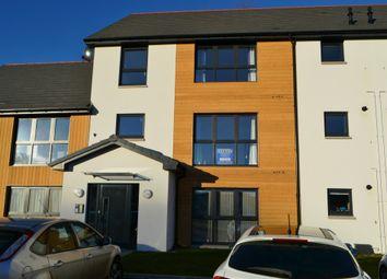 Thumbnail 2 bed flat to rent in Riddock Gardens, Forres