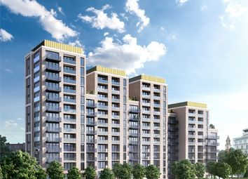 Thumbnail 3 bedroom flat for sale in Wellington Quarter, Wellington Street, Woolwich