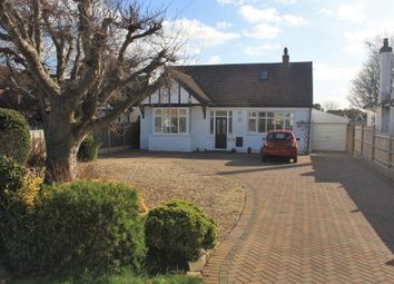 Thumbnail 3 bed detached bungalow for sale in West Street, Portchester, Fareham, Hampshire