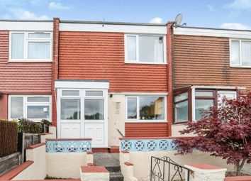 3 bed terraced house for sale in Langley Crescent, Plymouth PL6