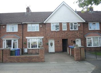 Thumbnail 3 bed terraced house for sale in Parthenon Drive, Norris Green, Liverpool