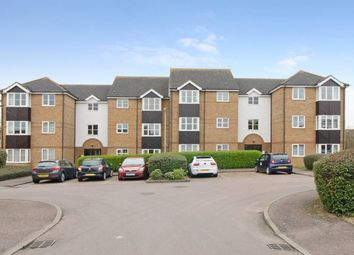 Thumbnail 2 bed flat to rent in Foxes Close, Hertford, Hertfordshire
