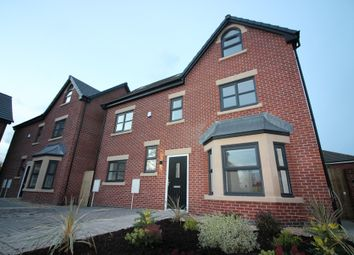 Thumbnail 4 bedroom detached house for sale in Roby Close, Sale, Cheshire