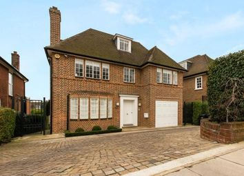 Thumbnail 4 bed detached house for sale in Church Mount, Hampstead Garden Suburb, London