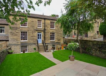 Thumbnail 3 bedroom cottage for sale in Thirstin Road, Honley, Holmfirth