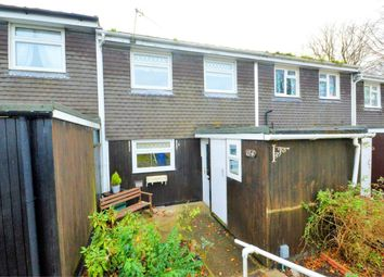 Thumbnail 3 bed terraced house for sale in Vale Green, Norwich