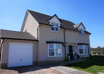 Thumbnail 5 bed detached house for sale in West Covesea Road, Elgin