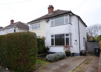 Thumbnail 2 bed semi-detached house for sale in Cedarcroft Road, Chessington