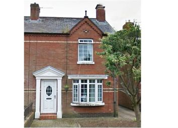 Thumbnail 2 bedroom end terrace house for sale in St Georges Gardens, Belfast, County Antrim