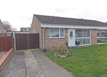Thumbnail 2 bed semi-detached bungalow for sale in Weald Close, Istead Rise, Gravesend