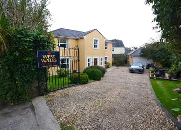 Thumbnail 5 bed detached house for sale in Bryn Hir, Old Narberth Road, Tenby