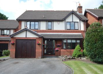 Thumbnail 4 bed detached house for sale in Inglewood, Barrow-In-Furness, Cumbria