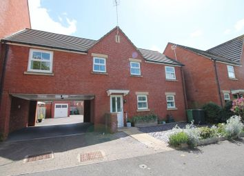 Thumbnail 2 bed flat for sale in 45 The Plantation, Abbeymead, Gloucester