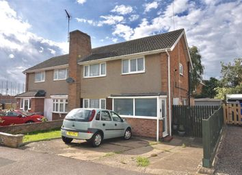 Thumbnail 3 bed semi-detached house to rent in Denford Drive, Barton Seagrave, Kettering