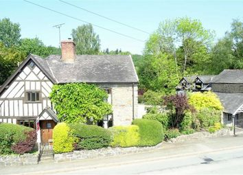 Thumbnail 4 bed detached house for sale in The Square, Guilsfield, Welshpool, Powys