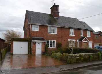 Thumbnail 3 bed semi-detached house for sale in Main Road, Norton-In-Hales
