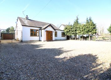 Thumbnail 4 bed detached bungalow for sale in Coppermill Road, Staines-Upon-Thames
