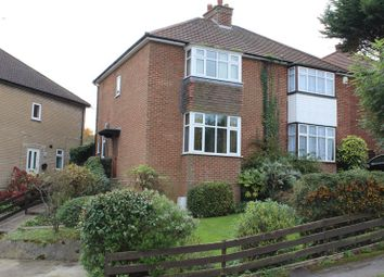 Thumbnail 2 bed semi-detached house for sale in Rutland Avenue, High Wycombe