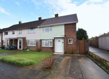 Thumbnail 3 bed end terrace house for sale in Whitebroom Road, Hemel Hempstead
