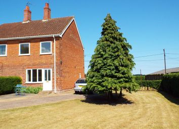 Thumbnail 3 bed semi-detached house to rent in Necton, Swaffham