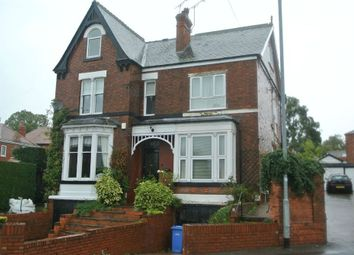 Thumbnail 1 bed flat to rent in Blyth Road, Worksop, Nottinghamshire