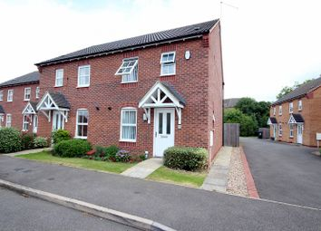 Thumbnail 3 bed terraced house for sale in Spencer Road, Wellingborough, Northamptonshire.
