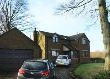 Thumbnail 3 bedroom detached house for sale in Bagnall Road, Bagnall, Stoke-On-Trent, Staffordshire