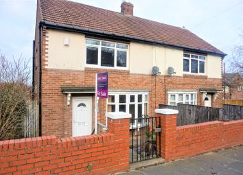 Thumbnail 2 bed semi-detached house for sale in Hardie Drive, West Boldon