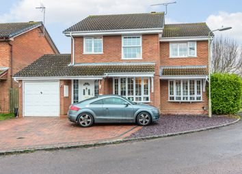 Thumbnail 4 bed detached house for sale in Tiger Close, Reading, Wokingham