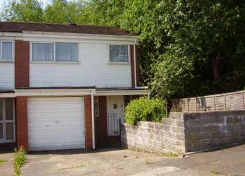 3 bed end terrace house to rent in Heol Maes Y Gelynen, Morriston, Swansea. SA6