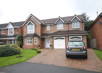 Thumbnail 5 bed detached house to rent in Harvest Drive, Whittle-Le-Woods, Chorley