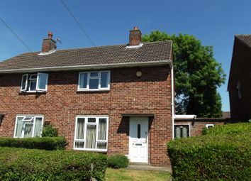 Thumbnail 2 bedroom semi-detached house to rent in Retief Close, Lincoln