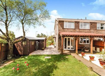 Thumbnail 4 bed semi-detached house for sale in The Heathlands, Gilfach Goch, Porth
