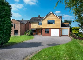 Thumbnail 6 bed detached house for sale in Gillway Lane, Tamworth