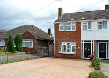 Thumbnail 4 bedroom semi-detached house for sale in Home Farm Crescent, Whitnash, Leamington Spa