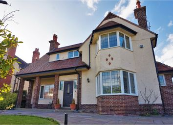 Thumbnail 4 bed detached house for sale in Windsor Road, Lytham St. Annes