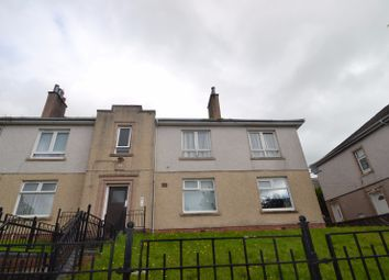 Thumbnail 2 bed flat for sale in Royal Avenue, Largs