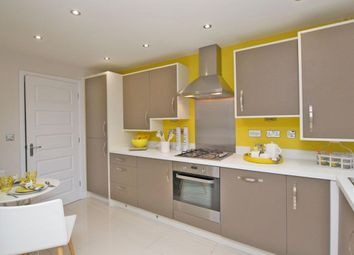 "Thumbnail 3 bed detached house for sale in ""Morpeth"" at Birmingham Road, Bromsgrove"