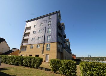 Thumbnail 2 bed flat for sale in Dunlin Drive, St. Marys Island, Chatham, Kent