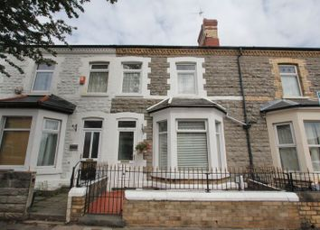 Thumbnail 3 bed terraced house for sale in Pyke Street, Barry