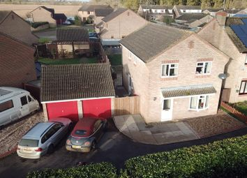 Thumbnail 4 bed detached house for sale in Membris Way, Woodford Halse, Daventry
